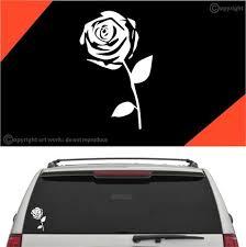 Rose Car Sticker Decal A1 Topchoicedecals