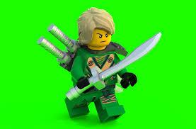Custom LEGO Digital Designer Sons of Garmadon Minifigure Posters ...