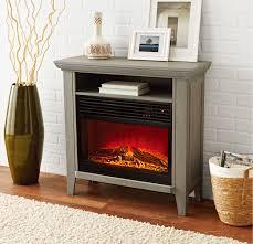 infrared quartz fireplace heater