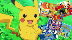 The top 10 Pokemon games of all time