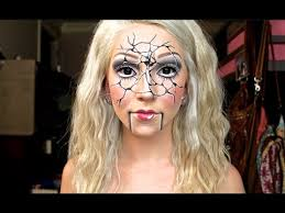 shattered ventriloquist doll