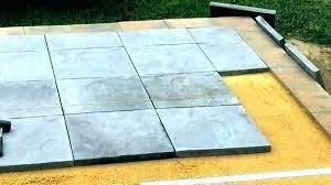 patio blocks for batter boards