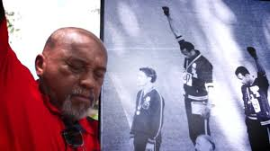 Former US Olympian Tommie Smith on gold, the salute and the glove ...