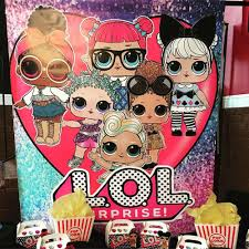 LOL Surprise Dolls Movie Night Party ...