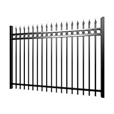 China Eco Friendly Design Cheapest Aluminum Pool Fence Panels China Railing Cast Iron Fence
