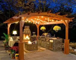 easy diy outdoor lighting ideas