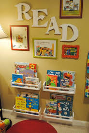 20 Examples Of Cozy Reading Nook For Kids Decorating Room Kids Storage Ikea Spice Rack Kids Playroom