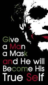 joker quote by