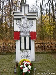 OSR] Cmentarze i pomniki wojny obronnej (1939r.) : Celestynów