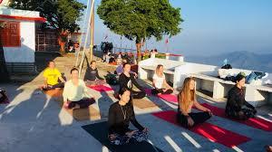 and yoga retreat