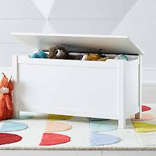 Kids Toy Boxes Making Cleanup Fun Crate And Barrel