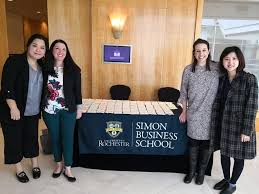Last week Simon hosted receptions for... - Simon Business School | Facebook