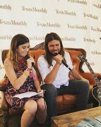 "Abby Johnston ar Twitter: ""So the running joke in the ⁦@TexasMonthly⁩  office is that ⁦@lukasnelson⁩ is my boyfriend, mostly thanks to this  interview in which we sat very close together on the"