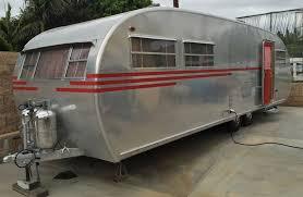 1950 spartan travel trailer restoration