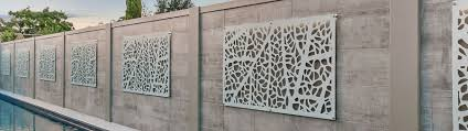 Laser Cut Screens Perth Laser Cut Fencing Perth Wa