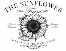 Vintage Image Sunflower Farm Seeds Furniture Transfers Waterslide Decals Fl558 Ebay