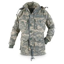 mil tec military style mando jacket