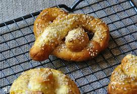 gluten free soft pretzels amazing