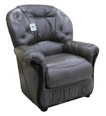 dark grey italian leather sofa settee