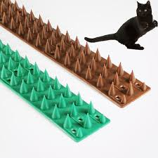 Anti Climb Spikes Fence Wall Security Spikes Bird Cat Repell Shopee Philippines