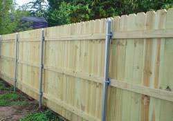 Commercial Wood Fence Panels Wood Fencing Installation Buffalo Ny Western New York