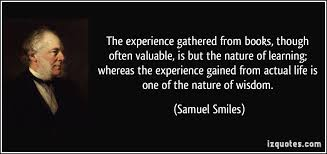 best quotes sayings about experience