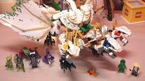 Build ⏩ LEGO Ninjago Legacy Ultra Dragon 🐲 70679 - YouTube