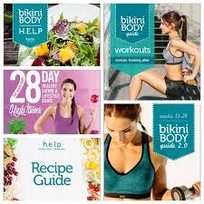 kayla itsines body guide bundle