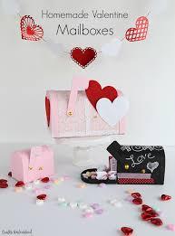 valentine bo pretty paper mache mailbox