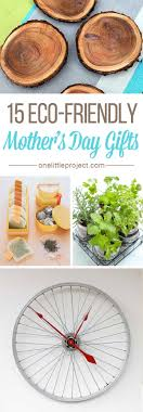 15 eco friendly mother s day gifts