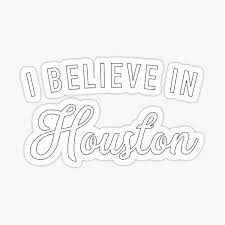 Astros Houston Rockets Texans Stickers Redbubble