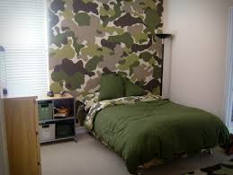 Innovative Camo Bedroom Decor Consumer Insight