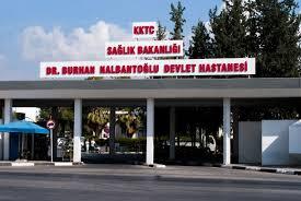 KKTC Sağlık Bakanlığı > HASTANELER > Dr. Burhan Nalbantoğlu Devlet Hastanesi