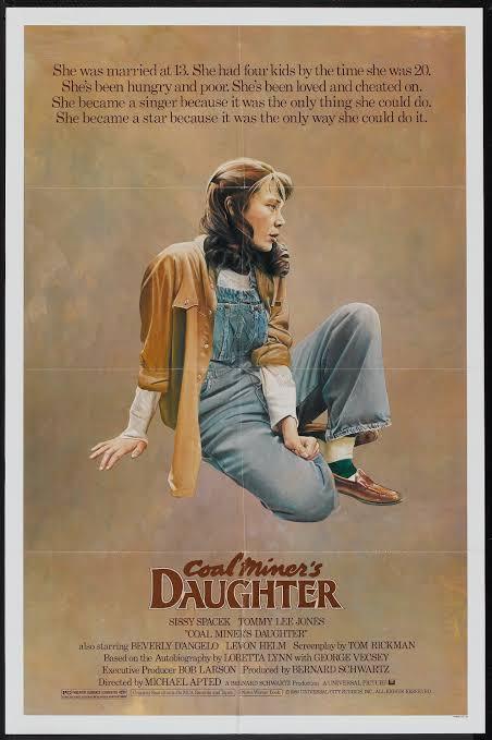 """Resultado de imagen para coal minner daughter"""""""