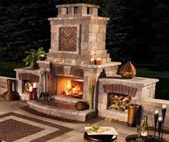 bbq fireplace outdoor fireplace