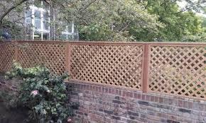 Cute Garden Fences Walls Ideas 46 Garden Trellis Fence Brick Wall Gardens Small Garden Fence