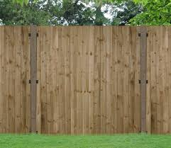 6ft X 5ft Overlap Waney Fence Panels 6 X 5 Lap Cheap Bargain Prices Timber