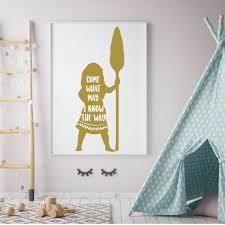 Disney Princesses Wall Decals I Know The Way Moana Customvinyldecor Com