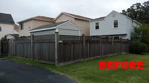 Fence Looking Grey Affordable Pressurewash Solutions
