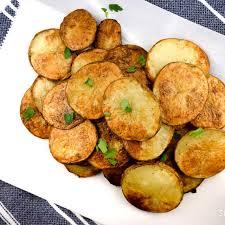 baked potato chips slender kitchen