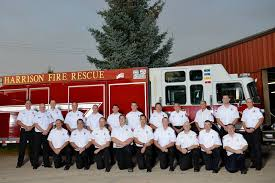 Back Left to Right: Jarred Gerl, Wesley... - Harrison Fire Rescue   Facebook