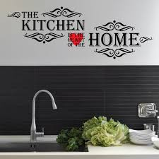 Winston Porter Vintage Kitchen Quote 15 Piece Wall Decal Set Wayfair