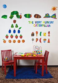 Eric Carle S The Very Hungry Caterpillar Tm Alphabet Numbers Peel Place Oopsy Daisy