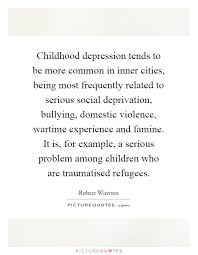 quotes about childhood depression quotes