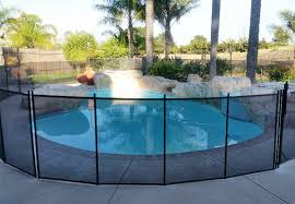 Temporary Removable Pool Fencing In Hanford Child Safe Lifetime Warranty