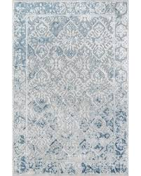 """New Holiday Deal Alert! Abella Gray Area Rug Bungalow Rose Rug Size:  Rectangle 5'3"""" x 7'6"""""""