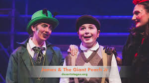 James and the Giant Peach Jr - Desert Stages Theatre