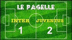 LE PAGELLE Di INTER JUVENTUS 1-2 - YouTube