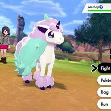 Pokémon Sword and Shield:' Galarian Ponyta Exclusivity, Typing ...