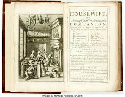 E[liza] Smith. The Compleat Housewife: or, Accomplish'd | Lot #95268 |  Heritage Auctions
